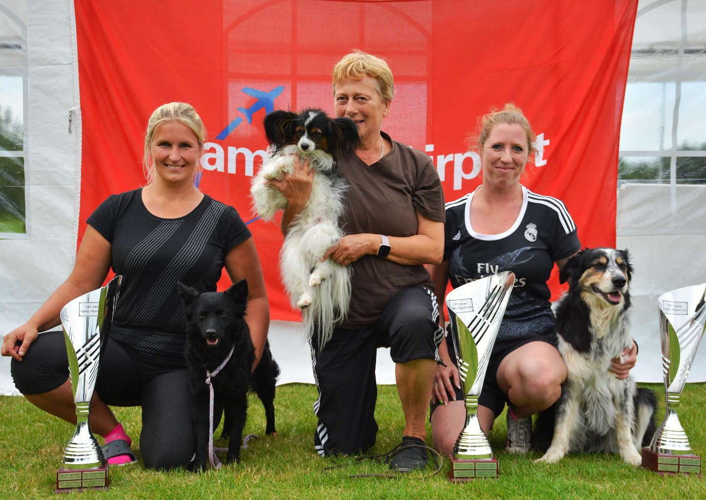Agility Airport Cup Sieger 2019